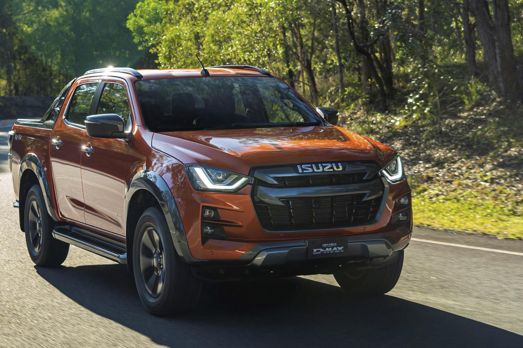 International Motors Group dealer Isuzu D-Max Offroad